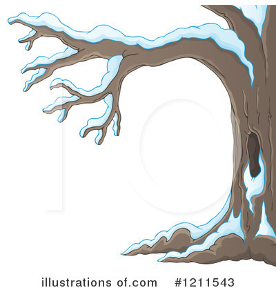 Tree Clipart #1211543 by visekart