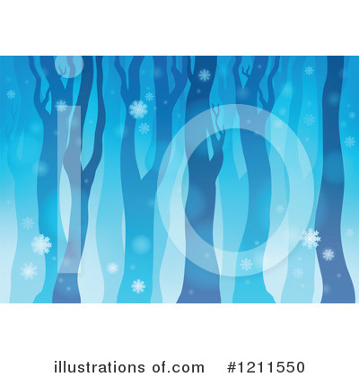 Tree Clipart #1211550 by visekart