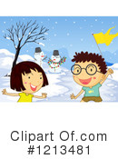 Winter Clipart #1213481 by Graphics RF