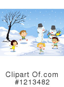 Winter Clipart #1213482 by Graphics RF