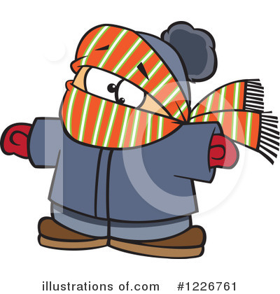 Seasons Clipart #1226761 by toonaday