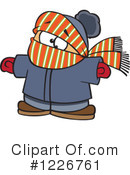 Winter Clipart #1226761 by toonaday