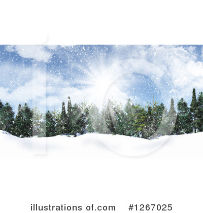 Christmas Clipart #1267025 by KJ Pargeter