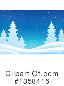 Winter Clipart #1358416 by visekart