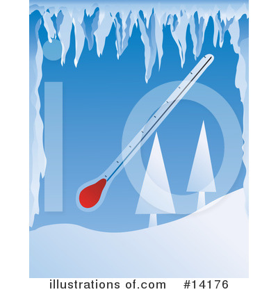 Royalty-Free (RF) Winter Clipart Illustration by Rasmussen Images - Stock Sample #14176