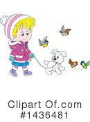 Winter Clipart #1436481 by Alex Bannykh