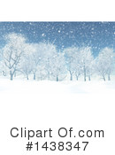 Winter Clipart #1438347 by KJ Pargeter