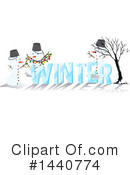 Winter Clipart #1440774 by Graphics RF