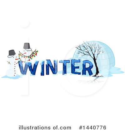 Snowman Clipart #1440776 by Graphics RF