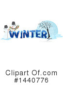 Winter Clipart #1440776 by Graphics RF