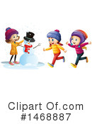 Winter Clipart #1468887 by Graphics RF