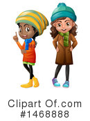 Royalty-Free (RF) Winter Clipart Illustration #1468888