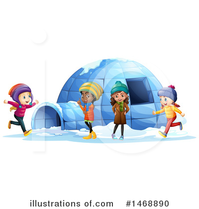 Winter Clipart #1468890 by Graphics RF
