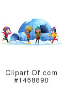 Royalty-Free (RF) Winter Clipart Illustration #1468890