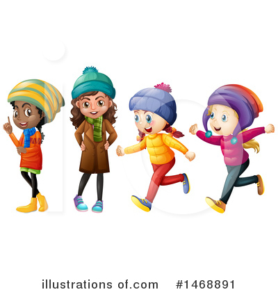 Winter Clipart #1468891 by Graphics RF