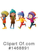 Royalty-Free (RF) Winter Clipart Illustration #1468891