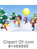 Winter Clipart #1468895 by Graphics RF