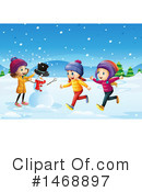 Winter Clipart #1468897 by Graphics RF