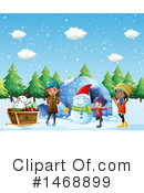 Winter Clipart #1468899 by Graphics RF