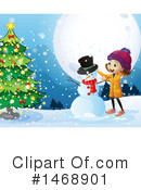 Winter Clipart #1468901 by Graphics RF