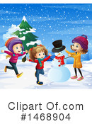 Winter Clipart #1468904 by Graphics RF