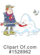 Winter Clipart #1528962 by Alex Bannykh