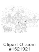 Winter Clipart #1621921 by Alex Bannykh