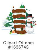 Winter Clipart #1636743 by Graphics RF