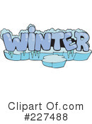 Royalty-Free (RF) winter Clipart Illustration #227488