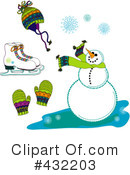 Winter Clipart #432203 by inkgraphics