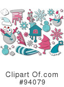 Winter Clipart #94079 by BNP Design Studio