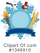 Winter Sports Clipart #1346910 by BNP Design Studio