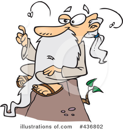 Old Man Clipart #436802 by toonaday