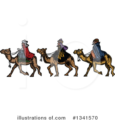Wise Men Clipart #1341570 by Prawny