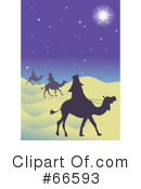 Wise Men Clipart #66593