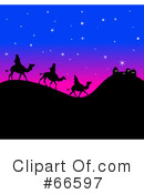 Wise Men Clipart #66597