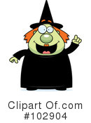Witch Clipart #102904