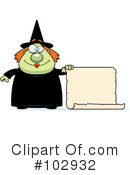 Witch Clipart #102932