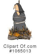 Witch Clipart #1065013 by djart