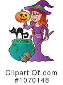 Witch Clipart #1070148 by visekart