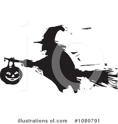 Witches Clipart #1080791 by xunantunich