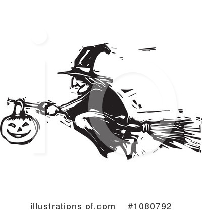 Witches Clipart #1080792 by xunantunich