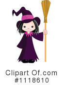 Witch Clipart #1118610 by Pushkin