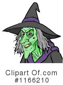 Witch Clipart #1166210 by Cartoon Solutions