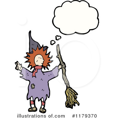 Witch Clipart #1179370 by lineartestpilot