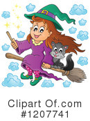 Witch Clipart #1207741