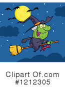 Witch Clipart #1212305