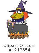 Witch Clipart #1213654