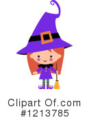 Witch Clipart #1213785