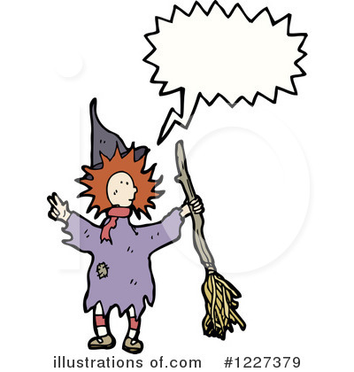 Witch Clipart #1227379 by lineartestpilot